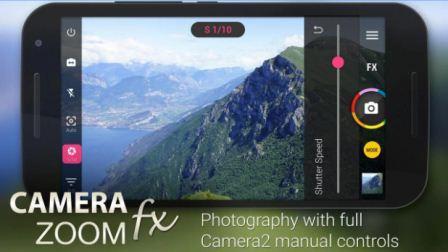 Camera ZOOM FX Premium v6.1.4 Apk