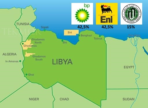 TEKMOR Monitor: Eni to acquire half of BP's Libya oil and gas assets