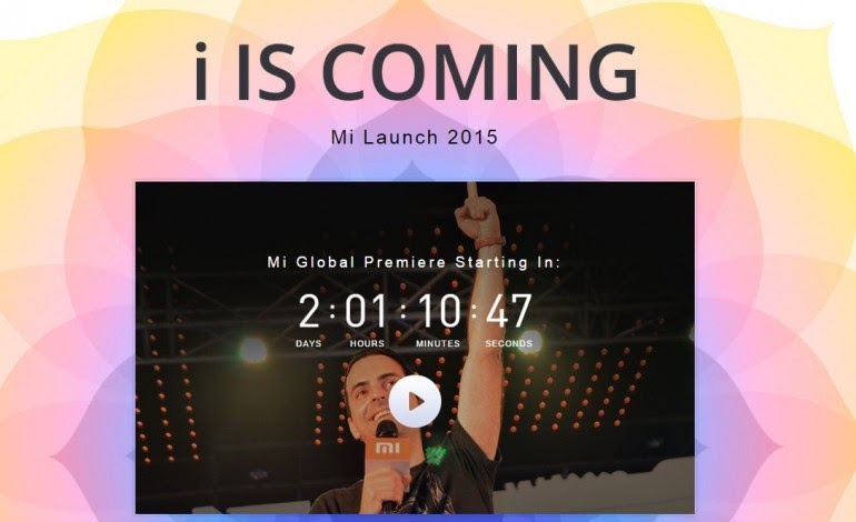 Xiaomi vai transmitir evento em 23 de abril ao vivo por streaming