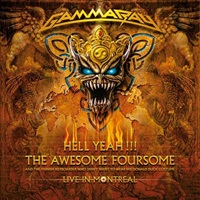 [2008] - Hell Yeah! The Awesome Foursome [Live] (2CDs)