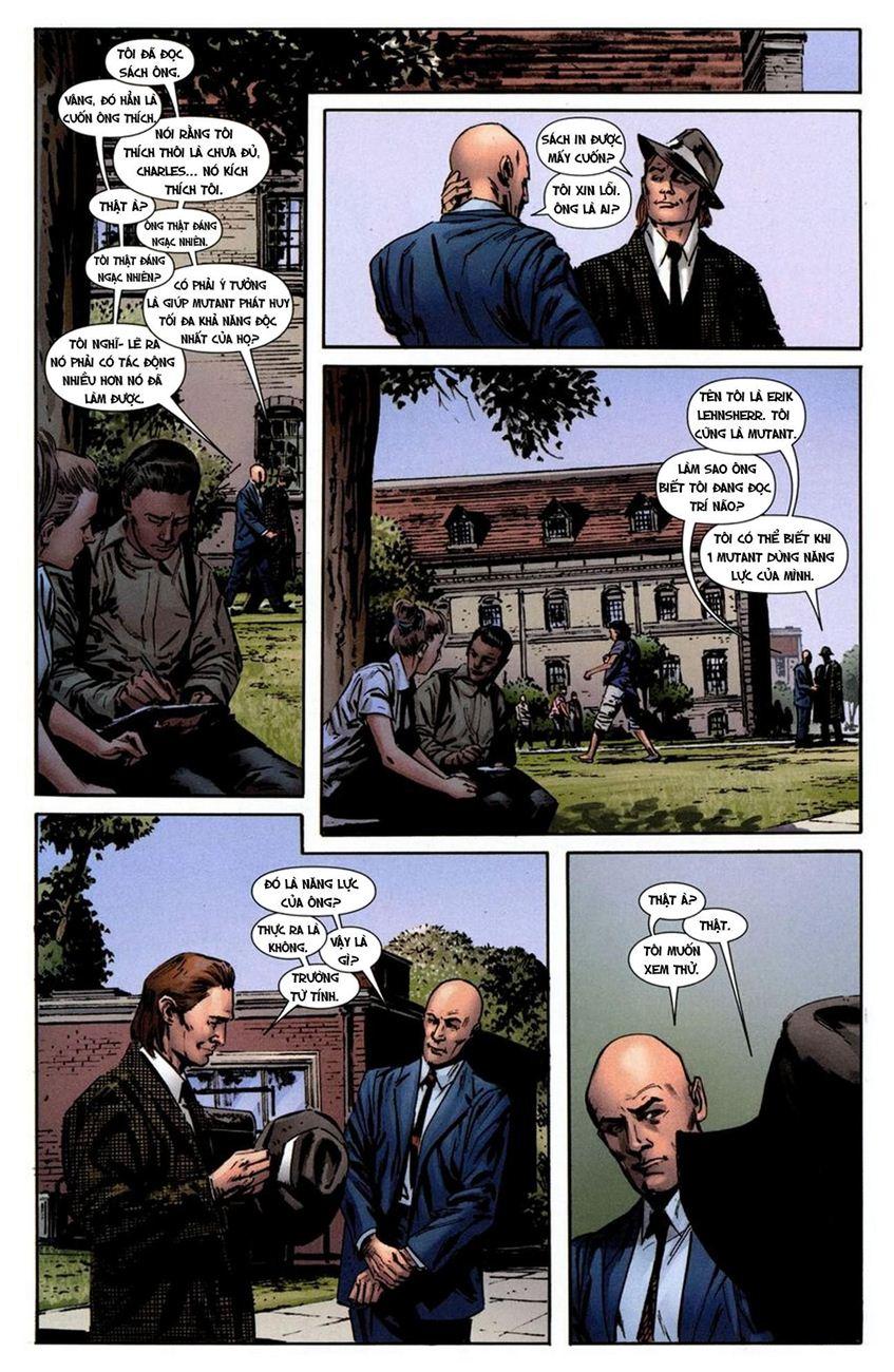 Ultimate Origin chap 3 trang 13