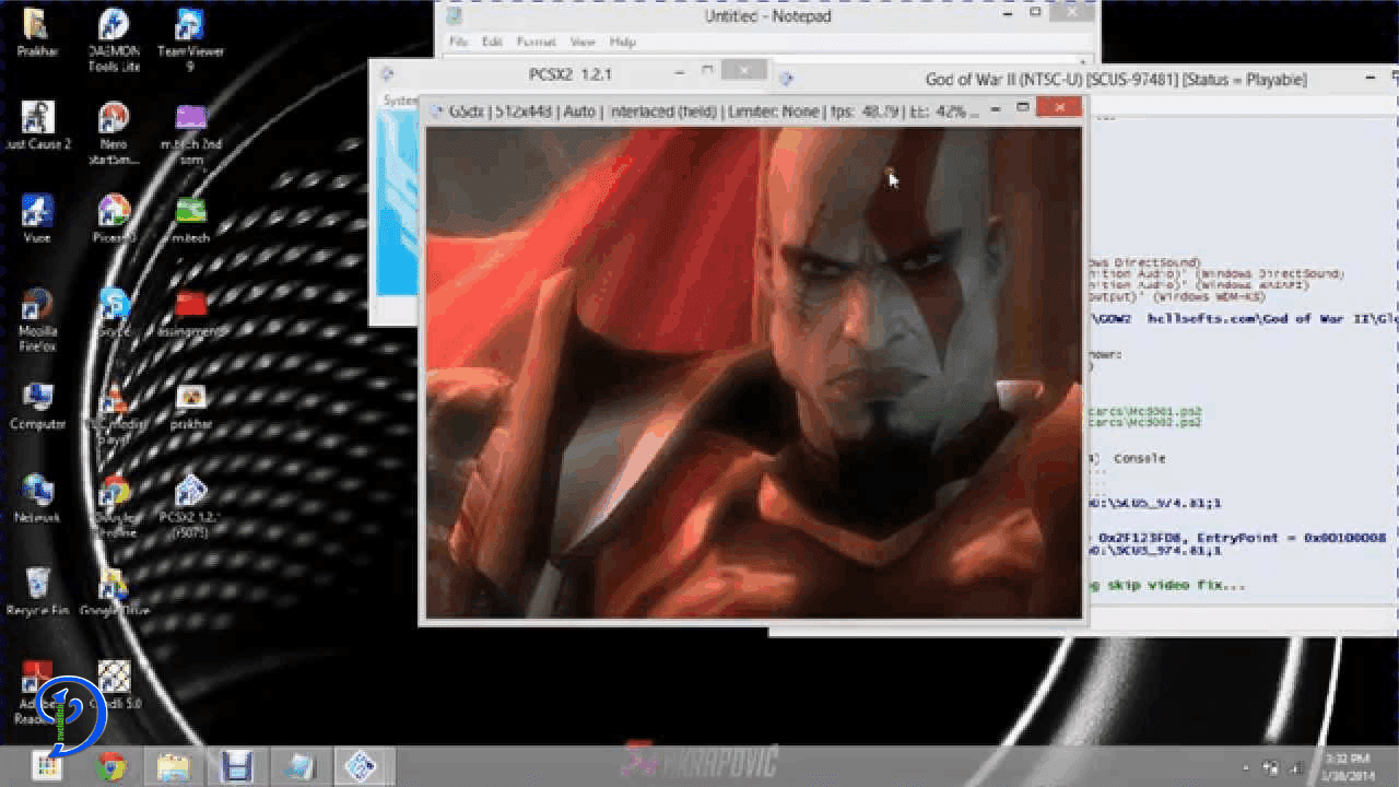 PCSX2-1.2.1-PS2-Emulator-Full-BIOS-Plugins-PCSX2-Games
