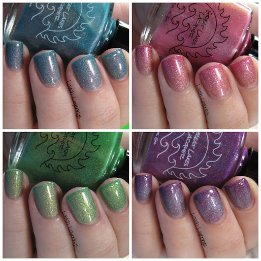 Great Lakes Lacquer Notes to Self Collection