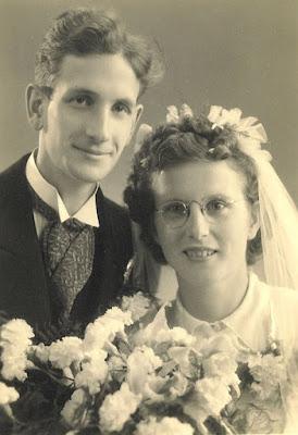 Albert Welling en Rietje Bosman