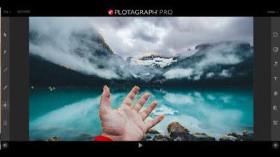 Cara Edit Foto Plotagraph Menggunakan Android