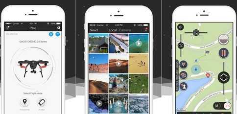 Aplikasi Ghostdrone 2 Untuk Android