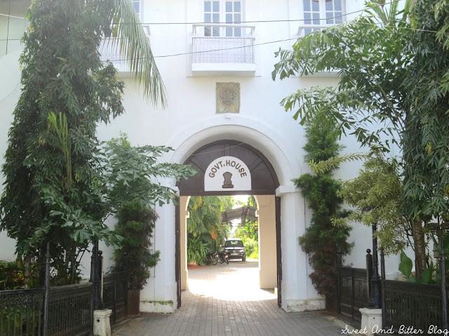 Govt House, Moti Daman