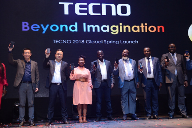 #Tecnocamonx: The fantastic journey in unveiling the newest smartphone sensation