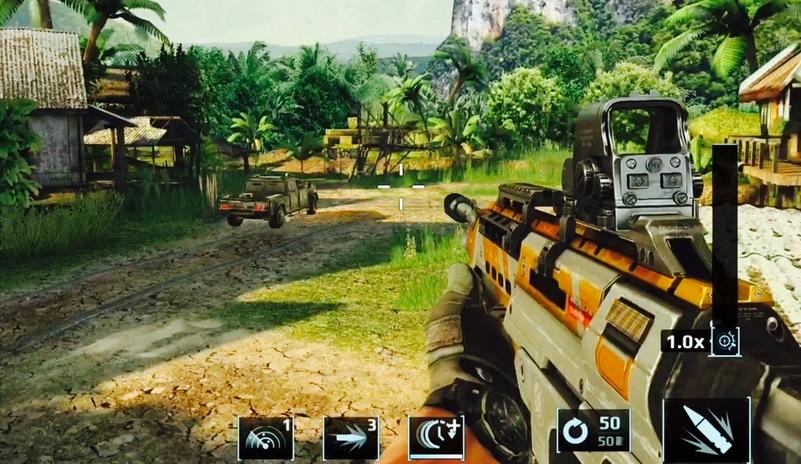 Sniper Fury best shooter game MOD APK