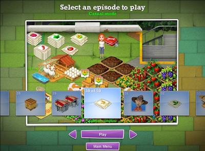 我的農場生活2(My Farm Life2),相當好玩的模擬農作、種植、畜牧!