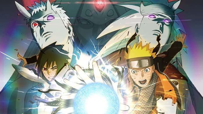 Naruto Series, anime hero terbaik