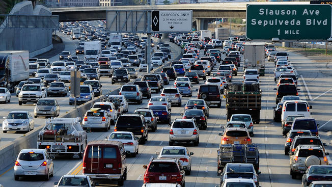 What you need to know about new California traffic laws