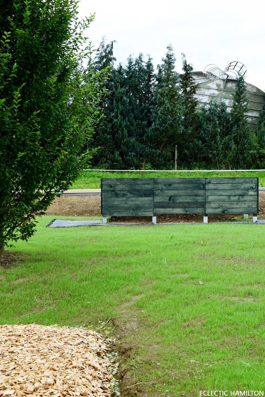 Hochbeet DIY Garten Gemüsebeet selber bauen machen basteln Holz Do it yourself Beet