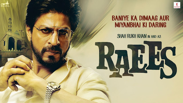 Raees 2017 Full Movie Watch Online and Download 720P HD