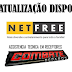 Netfree X200 V2 Nova atualização 01/08/18