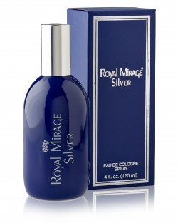 Royal Mirage 120 ml Silver Perfume 4 fl.oz.