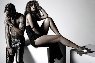 Rihanna dethrones Kanye West's Yeezys to become 'Queen of Shoes'