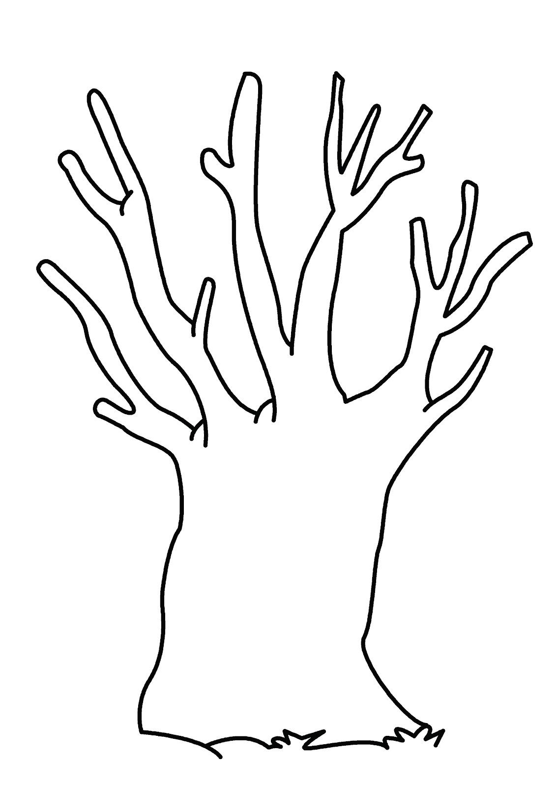 Ağaç Dalları Boyama Gazetesujin