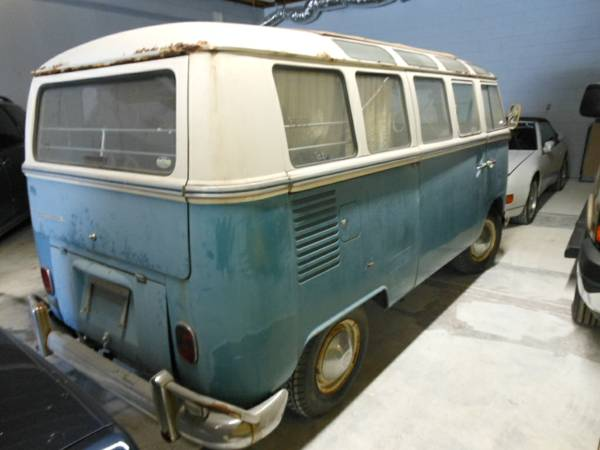 vw  sliding door bus buy classic volks