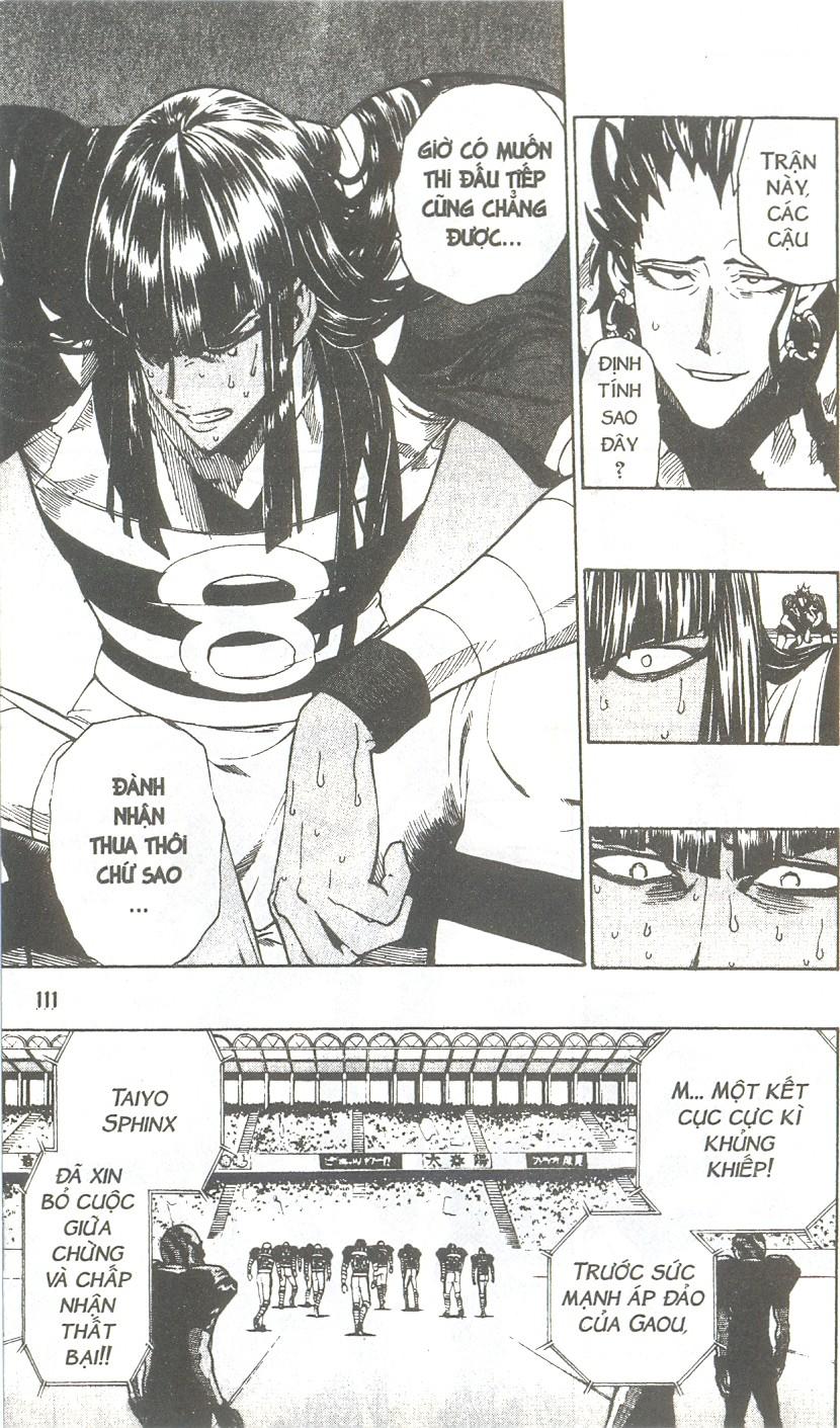 Eyeshield 21 chapter 202 trang 6