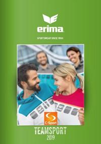 Catalogue Erima 2019