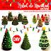 10 Patrones de Arbol de Navidad a Crochet / DIY