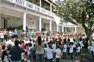 Aspectos da Escola, do Museu e da vida religiosa das Ursulinas