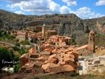 Cerca de Albarracín