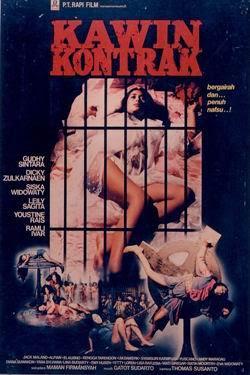 Nonton Film Kawin Kontrak (1983)