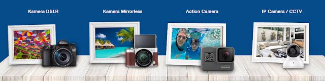 4 Perbedaan DSLR dan Mirrorless Untuk Kualitas Kamera dan Video