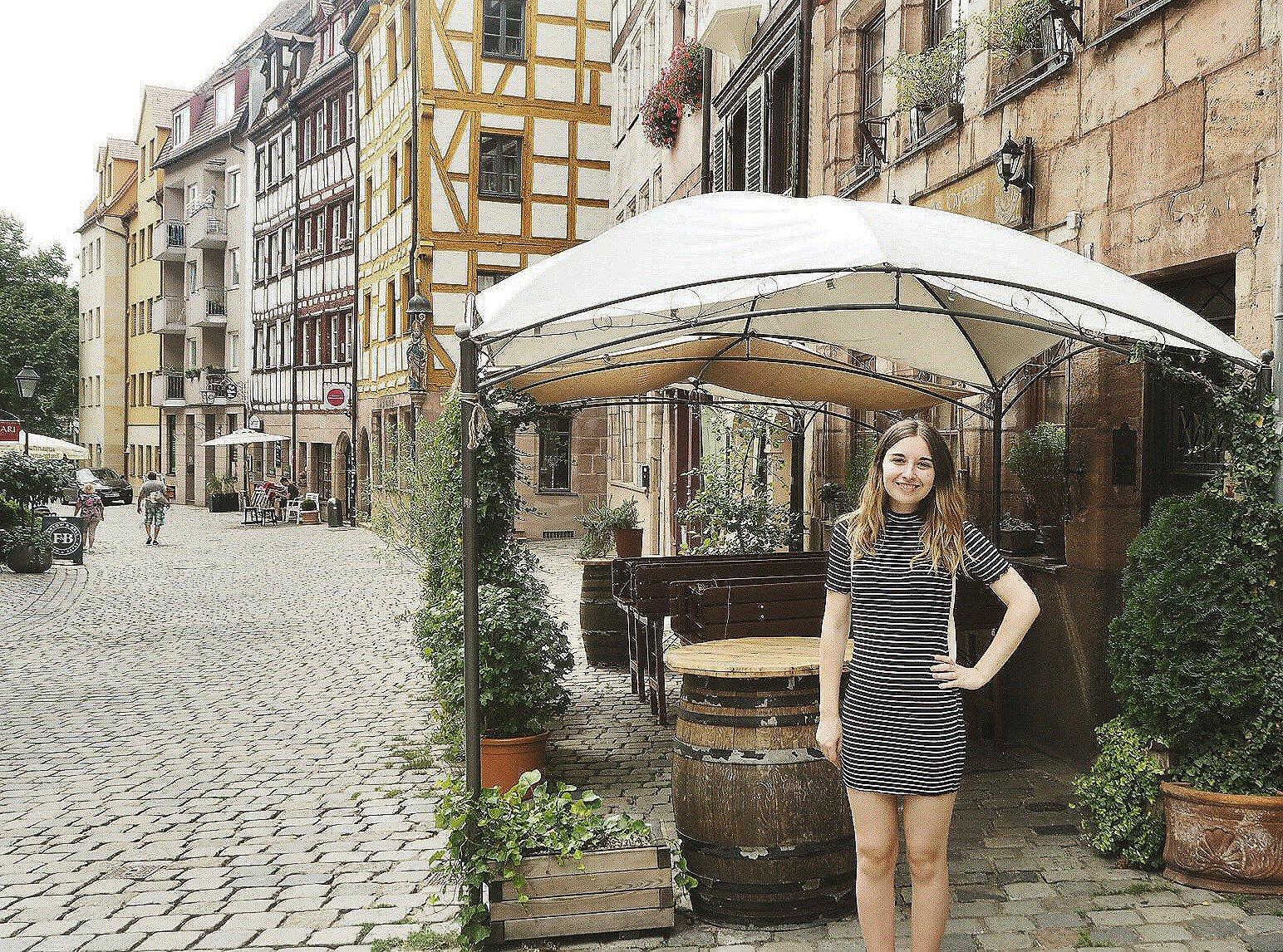 Explore Altstadt Nuremberg