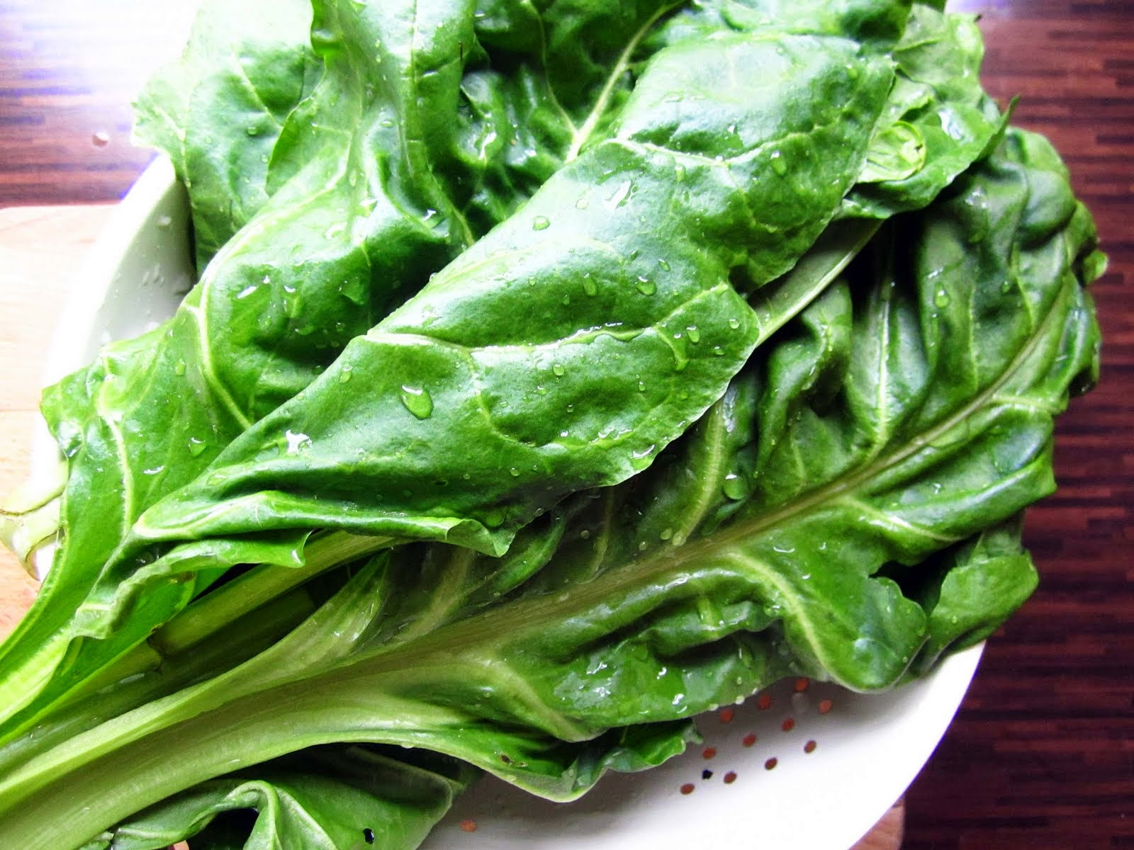 Spinach (Green Veggies for Heart Care)