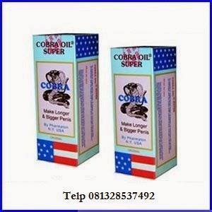 jual cobra oil obat pembesar penis surabaya herbal