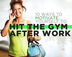 No Motivation To Work Out? Try This...