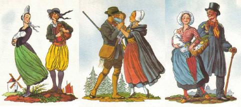 Jusqu\u0027au XIXe siècle, voire la moitié du XXe siècle dans certaines régions,  la France jouissait d\u0027une incroyable diversité culturelle.