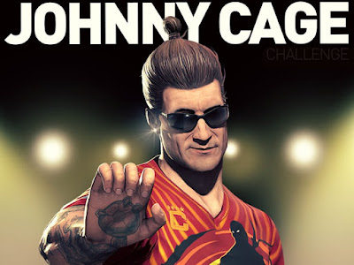 MKX mobile - Johnny Cage Kombat Cup