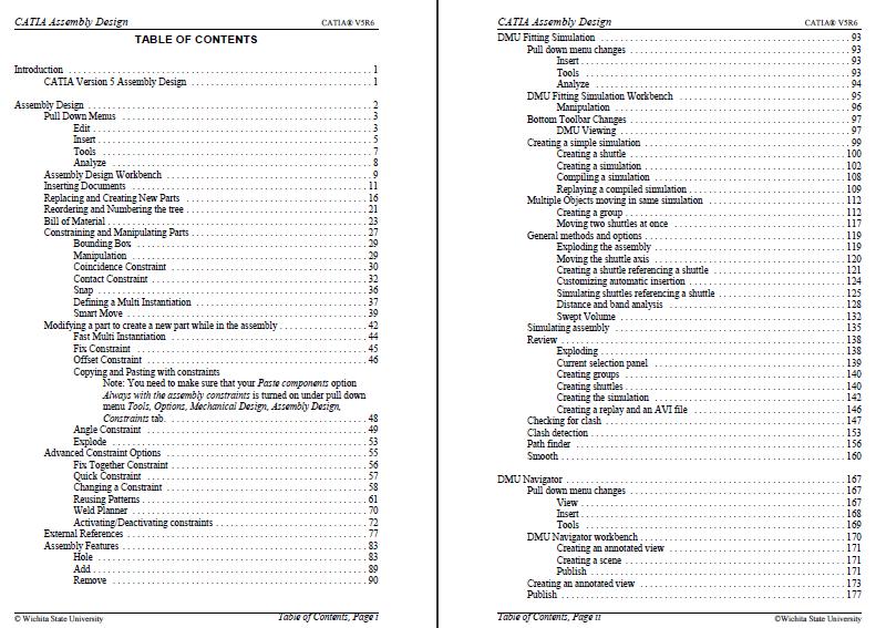 Cad Dictionary: Catia Assembly Design Book