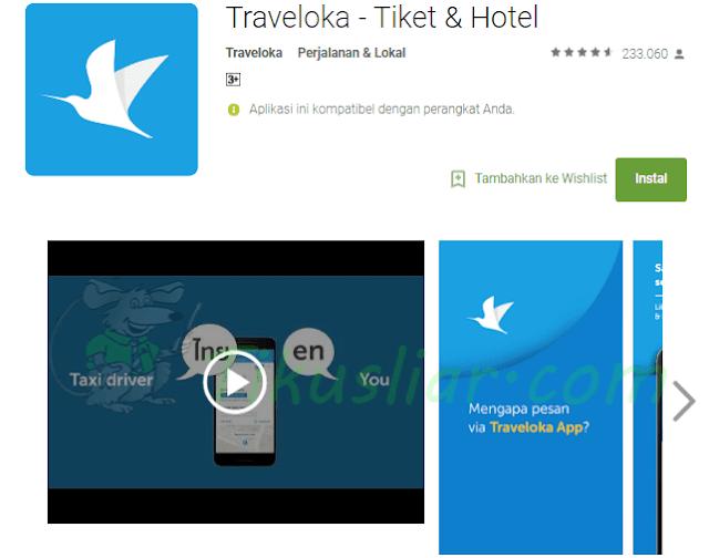 Aplikasi Pesan Tiket Hotel dan Tiket Pesawat Terbaik