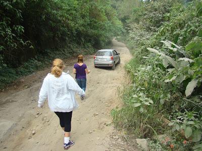 Estrada real trilha