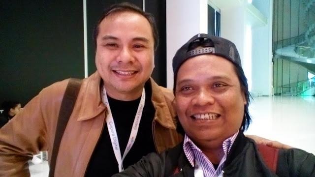 Swafoto bersama Business Director Veltica Digital Academy Sonny B. Sofjan