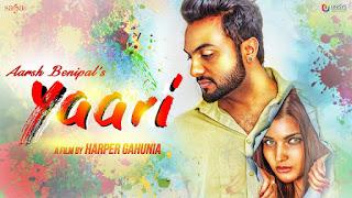 Yaari – Aarsh Benipal Video HD Download