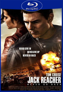 Jack Reacher: Sem Retorno (2016) BluRay Rip 720p/1080p Torrent Dublado / Dual Áudio