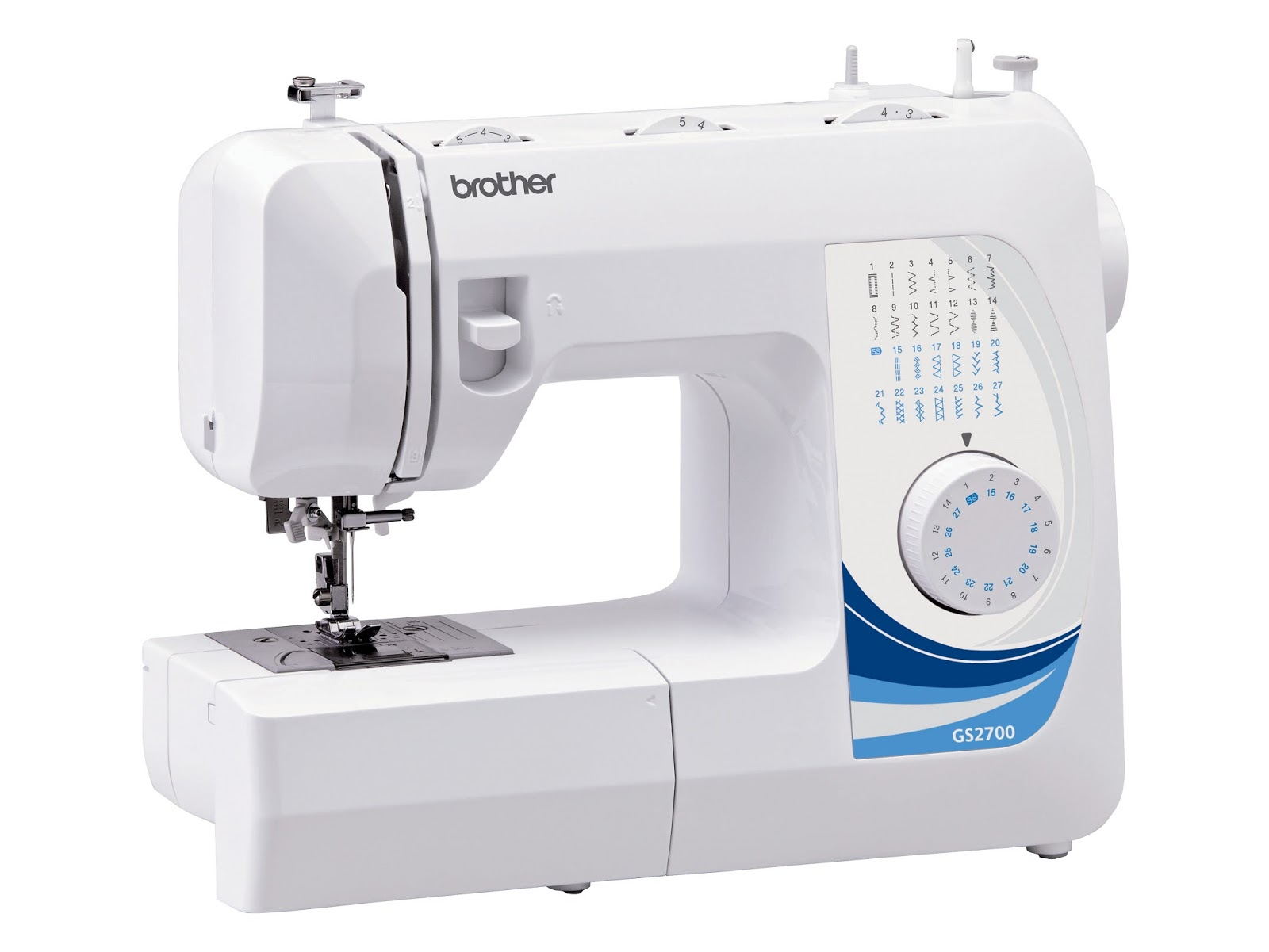 Brother GS-2700 Mechanical Sewing Machine