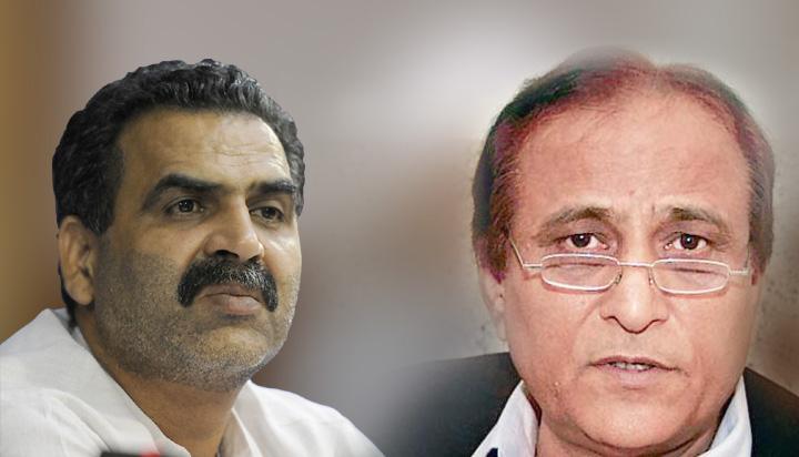 sanjeev-balyan-azam-khan-rampur
