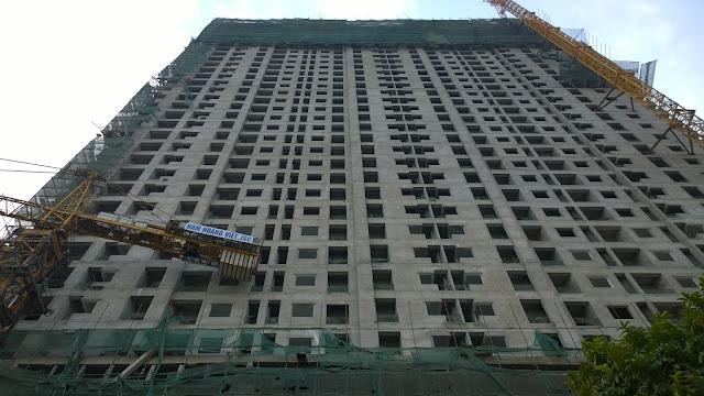 Tiến độ xây dựng Gemek Tower