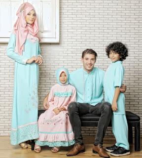 Model baju sarimbit muslim istimewa