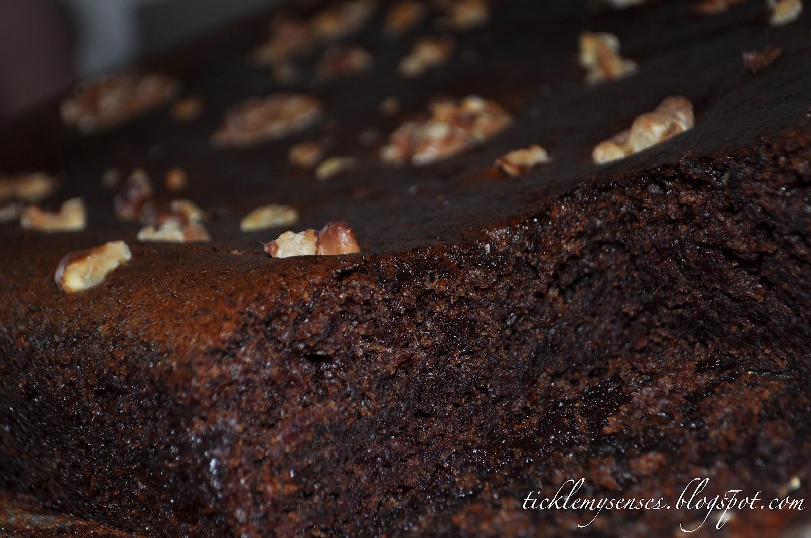 Date Walnut Cake Mitica Recipe