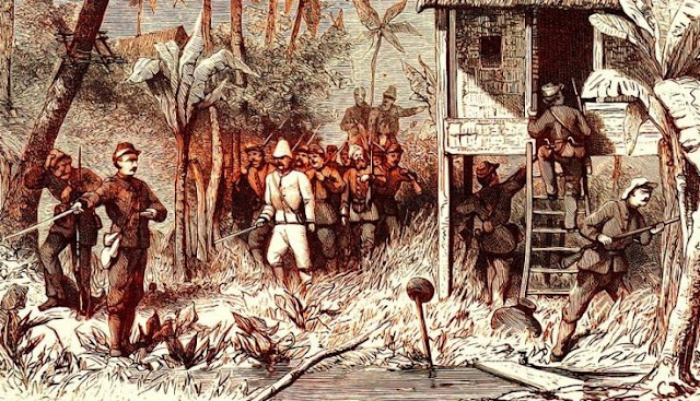 Sejarah Perang Banjar (1859 - 1905) | Sejarah Nasional Indonesia
