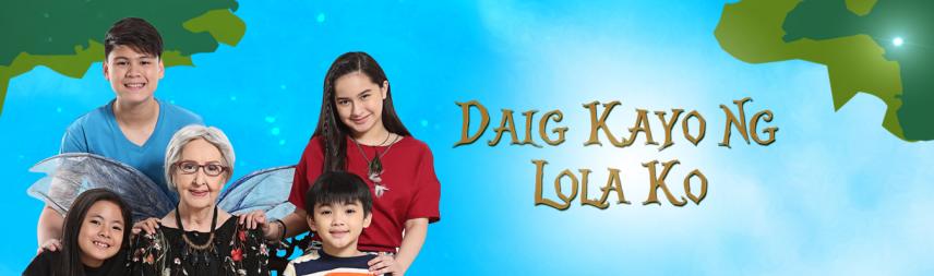 Daig Kayo ng Lola Ko August 19 2018
