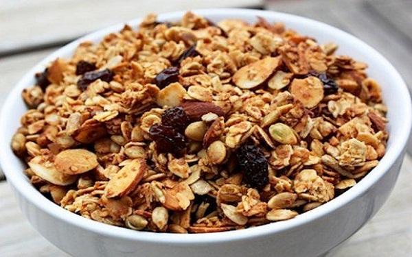 Receita de granola caseira (Imagem: Reprodução/Receita Natureba)